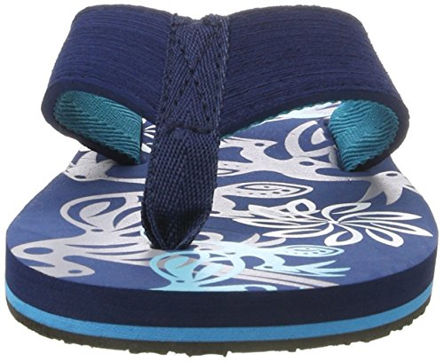 Beck Unisex-Erwachsene Beach Zehentrenner Blau (Blau)