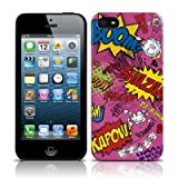 Call Candy Comic Capers image Coque arrière pour Apple iPhone...