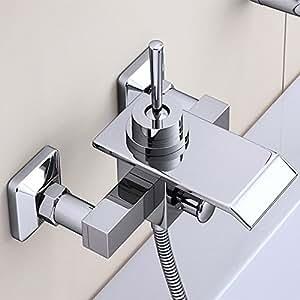 robinet de baignoire mitigeur m langeur salle de bains berlina53 bricolage. Black Bedroom Furniture Sets. Home Design Ideas