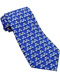 Bicycle Race Novelty Tie