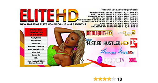 Redlight Elite 8 Stars Viaccess Karte 12 Monate Baumarkt
