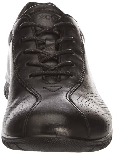 Ecco Babett, Chaussures de ville femme Noir (Black)