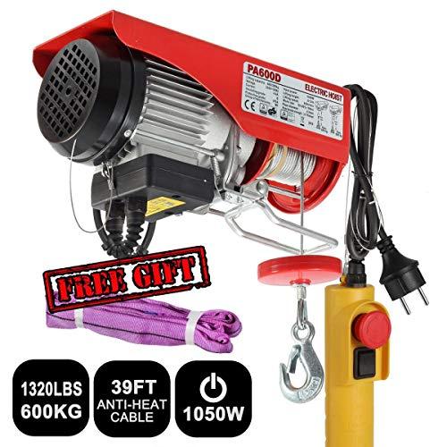 Partsam 300/600 kg Elektrische S...