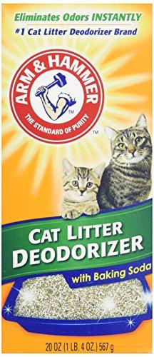Arm & Hammer Katzenstreu Deodorant mit Backpulver, 570 ml
