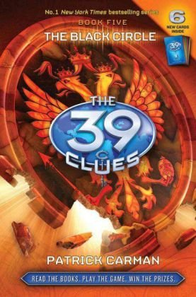 39 Clues 5: The Black Circle (The 39 Clues)