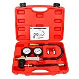 8 milelake Motor Zylinder Leck Down Tester 2-Diagnose Kit