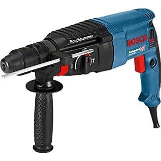 Bosch Professional Perforateur SDS Plus GBH 2-26 F (830 W, Force de frappe :2.7 J, Ø perçage dans béton : 4 - 26 mm, Coffret)