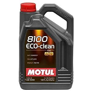 Motul 101545 Huile moteur 8100 Eco-Clean 5W30 5L pas cher