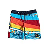 Quiksilver Kinder Boardshorts Slash Prints Vee 16 Boardshorts Boys