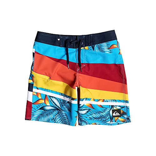 Quiksilver-Slash-Vee-16-Board-Shorts-para-Chicos-Color-CHILI-PEPPER-Talla-2510-NiosKids