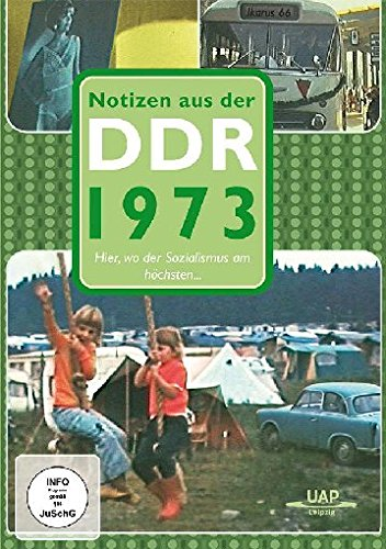 Notizen aus der DDR 1973 Preisvergleich