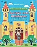 Meine kleine Stickerwelt: Burgen und Schlösser - Felicity Brooks