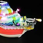BRIKSMAX-Kit-di-Illuminazione-a-LED-per-Lego-Friends-Motoscafo-di-SalvataggioCompatibile-con-Il-Modello-Lego-41381-Mattoncini-da-Costruzioni-Non-Include-Il-Set-Lego