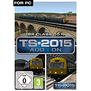BR Class 101 DMU Add-On [PC Steam Code]