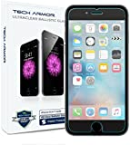 Tech Armor Ballistic Glass - screen protectors (Apple, Tempered glass, Transparent, Mobile phone/Smartphone, iPhone 6 Plus)