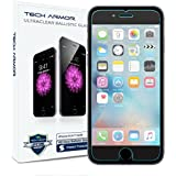 Tech Armor Ballistic Glass - screen protectors (Apple, Tempered glass, Transparent, Mobile phone/Smartphone, iPhone 6 Plus)