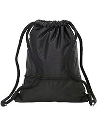 TOYOOSKY Mochila bolso del cuerdas bolso de los deportes Bolso de lazo Mochila negro Mochila portable Mochila ligero bolso popular para el Mochila de los hombres y de las mujeres(3colores distintos)