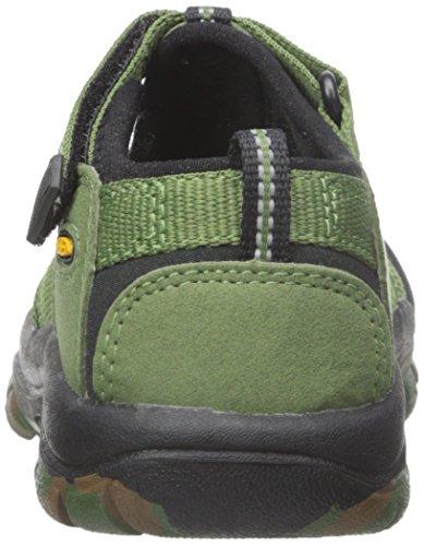Keen Newport H2, Sandales Bout Fermé Mixte Enfant green
