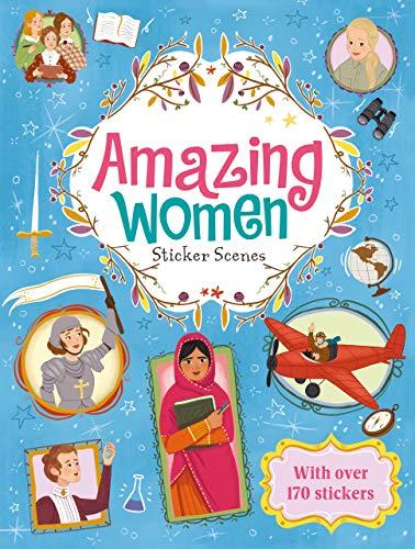 Great Women Sticker Activity por Isabel Munoz