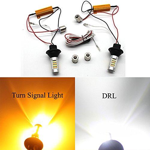 1156 BA15S indicatori di direzione LED Auto Luci