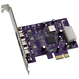 Sonnet FW800-E Allegro FireWire 800 PCIe