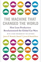 The Machine That Changed the World by Womack. James P. ( 2007 ) Paperback Paperback