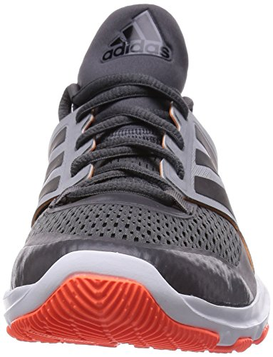 adidasAdipure 360.3 - Scarpe da ginnastica artistica Uomo Grau (Granite/Black/Solar Orange)