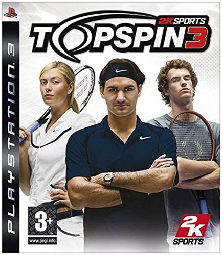 Top Spin 3 [UK-Import] (Top Spin 3)