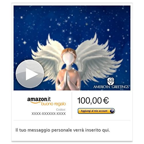 Buono Regalo Amazon.it - E-mail - Buone Feste (animato)