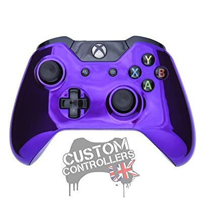 Xbox One Custom Controller - Chrome Purple Edition