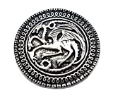 Targaryen Drache Anstecknadel Brosche Song Of Ice und Fire, Design
