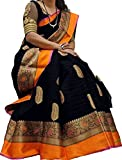 Saree(exoriya Saree For Women Party Wear Half Sarees Offer Designer Below 500 Rupees Latest Design Under 300 Combo Art Silk New Collection 2018 In Latest With Designer Blouse Beautiful For Women Party Wear Sadi Offer Sarees Collection Kanchipuram Bollywood Bhagalpuri Embroidered Free Size Georgette Sari Mirror Work Marriage Wear Replica Sarees Wedding Casual Design With Blouse Material