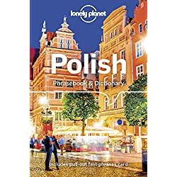 Lonely Planet Polish Phrasebook & Dictionary