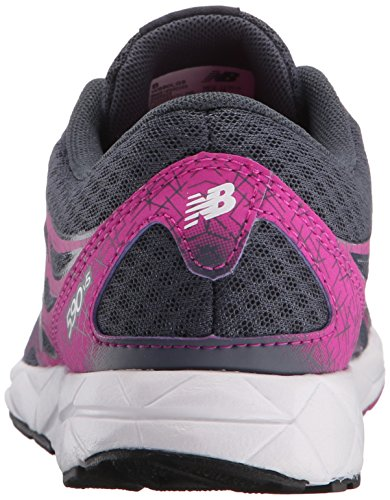 New Balance W590LG5 - Scarpe Running Donna Nero (Black/Purple)