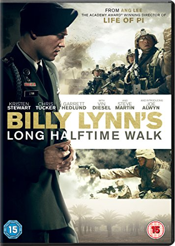 Billy Lynn's Long Halftime Walk [UK Import]