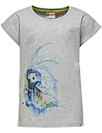 Lego Wear Tallys 402, T-Shirt Fille