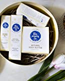 The Moms Co. New Mom Toiletry Set: 4-Piece All-Natural Pregnancy Gifts For Mom       The Moms Co. complete care belly and bust pregnancy skincare set and baby shower gifts set contains a range of our all-natural, certified toxin free pregnancy bod...