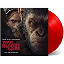 War for the Planet of the Apes (Ltd Red Vinyl) [Vinyl LP]