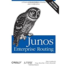 (Junos Enterprise Routing: A Practical Guide to Junos Routing and Certification) By Southwick, Peter (Author) Paperback on 25-Jun-2011
