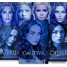 LOS VIKINGOS DE CHANNING: Cautiva, Erika, Lynnale, Nilsa, Eyra, Astrid y Olisse en un Pack Especial (Romántica Histórica)