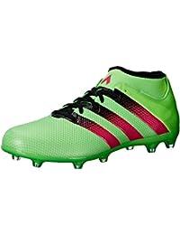 timeless design a1258 76421 adidas Performance Men s Ace 16.2 Primemesh FG AG Soccer Shoe,Shock Green  Shock