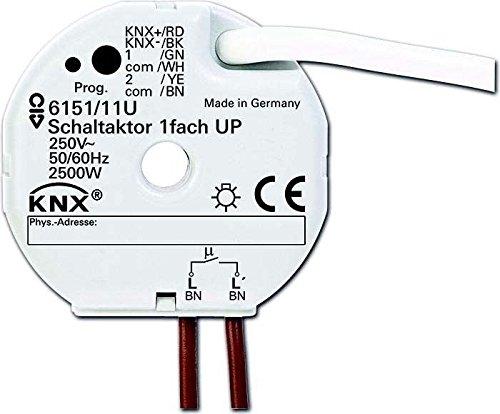 Busch-Jaeger Unterputz-Schaltaktor /11, 6151/11U