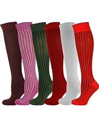 Mysocks calcetines largos lisos