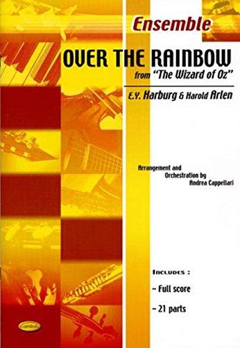 Over The Rainbow Score And Parts por Harold (Compo Arlen