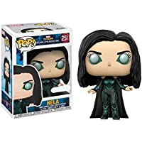 Figura POP Marvel Thor Ragnarok Hela Unmasked Exclusive