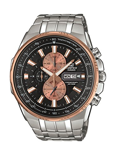 Edifice Herren Armbanduhr EFR-549D-1B9VUEF