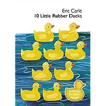 10 Little Rubber Ducks (Book & CD)