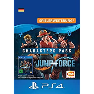 JUMP FORCE – Characters Pass – PS4 Download Code – deutsches Konto