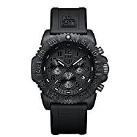 Luminox Navy SEAL Colormark Chronograph XS.3081.BO.1 Reloj de Plásticolsera C...