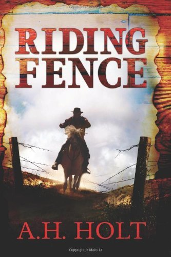 Book cover image for Riding Fence